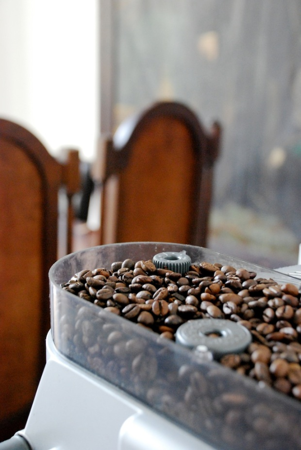 Porto hostel coffee