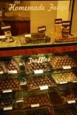 Pralines & truffles galore
