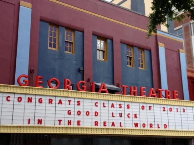 GA Theatre Good luck