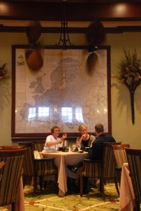 Barbadoes Room, Indoor Dining
