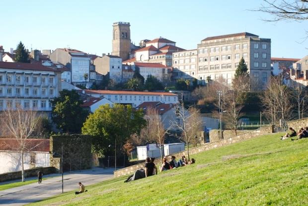 Parque Belvis, Santaigo de Compostela