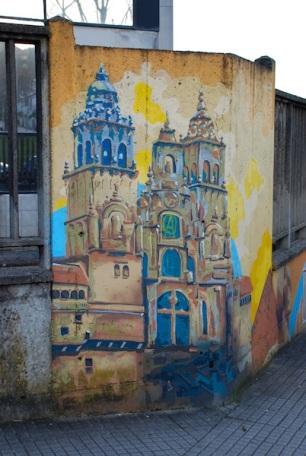 Cathedral graffiti