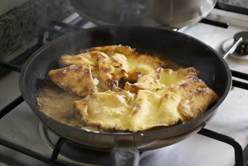Gluten-free orejas