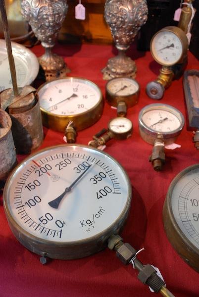 Retro Galicia, gauges