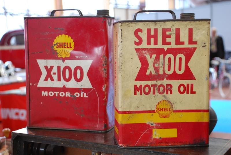 Retro Galicia, Shell oil